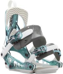 Propracované snowboardové vázání K2 Cinch Tryst