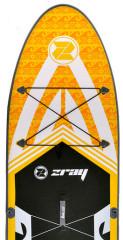 X1 X-Rider Combo 9'9''x32''x6'' - žlutá