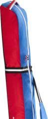 obal na lyže salomon L37581800_EXTEND_1_PAIR_130+25_Jr_SKI_BAG_union_blue_bright_red