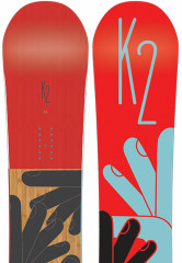 freestyle snowboard K2 Fastplant