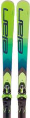 SCX Fusion + EMX 12 - testovací lyže ve výborném stavu