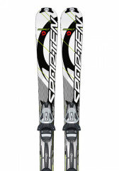 sjezdové lyže Sporten Cobalt green