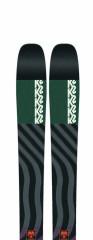 dámské freeride lyže K2 Mindbender 106 C Alliance