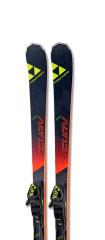 dynamické sportovní sjezdové lyže Fischer RC4 The Curv DTX RT