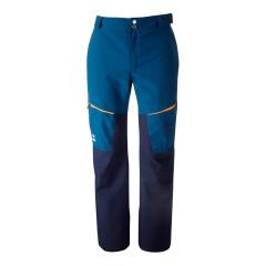 Kalhoty Poma M - modrá