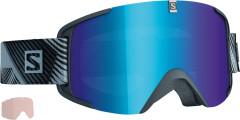 lyžařské brýle Salomon_L36800500_XVIEW_Extra_Lens_black