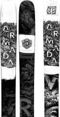 dámské freeride lyže Armada ARW 116 VJJ