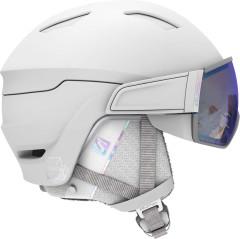 dámská lyžařská helma Salomon Mirage CA Photo