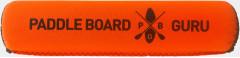 Floater na pádlo Paddleboardguru - červená