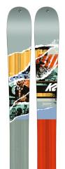 juniorské sjezdové lyže K2 Shreditor 100 Jr