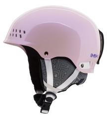 Dámská lyžařská helma K2 Emphasis světle růžová