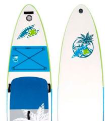 Aloha 10'5''x33''x6'' - zelená