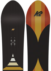 freeride snowboard K2 Eighty Seven