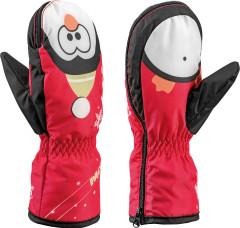 Dětské sjezdové rukavice Leki Little Paco Mitt.