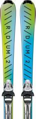 rekreační sjezdové lyže Sporten Iridium 2