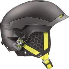 lyžařská helma salomon L36700500_quest šedá
