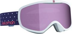lyžařské brýle salomon_390782_0_U_SENSE_WHITE POLKA-UNIV MIRRUBY