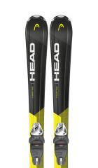 juniorské lyže Head V-Shape Team SLR Pro