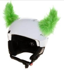 Revos Crazy Uši - Rohy - zelená