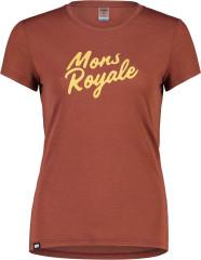 Merino triko Mons Royale Icon T