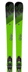 sportovní sjezdové lyže K2 Super Charger