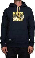 mikina Nitro Stack Pullover