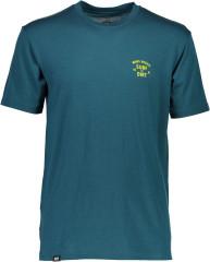merino triko Icon T-Shirt Surf - modrá