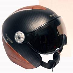 H2 dark wood/carbon + štít VTS001