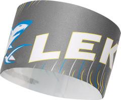 extra široká čelenka Leki Race Shark Head Band