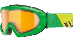 lyžařské brýle Uvex Cevron zelená