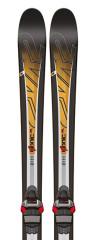 Sportovní sjezdové lyže K2 iKonic 85 Ti