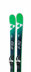sjezdové lyže Fischer Progressor F19 Ti