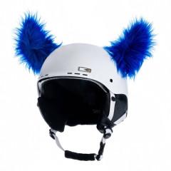 Crazy Uši - Rohy - modré
