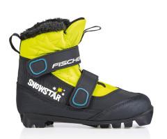 Dětské běžecké boty Fischer Snowstar