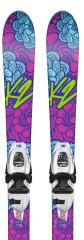 juniorské sjezdové lyže K2 Luv Bug