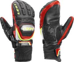 sjezdové palčákové rukavice Leki Worldcup Race Ti S Mitt Speed System