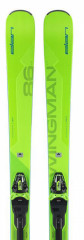 sjezdové lyže Elan Wingman 86 CTi Fusion