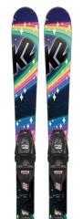 dětskésjezdové lyžeK2 Missy