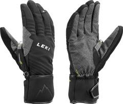 Lyžařské sportovní rukavice Leki Tour Plus V.