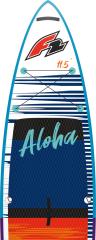 "F2 Aloha 12´2""x33""x6"" - červená"