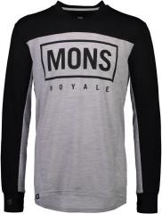 merino triko Mons Royale Redwood Enduro VLS