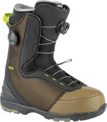 snowboardové boty Nitro Club BOA Dual