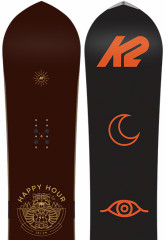 freestyle snowboard K2 Happy Hour