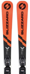 Juniorské lyže BlizzardFirebird Comp JR