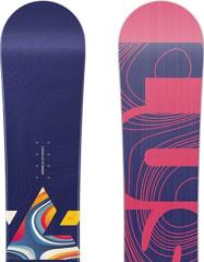freestyle snowboard LustiFreeride Cap Vibe