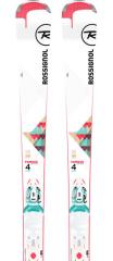 dámské rekreační sjezdové lyže Rossignol Famous 4