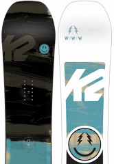 Freestyle snowboard K2 WWW