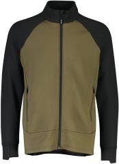 mikina Mons Royale Nevis Wool Fleece Jacket