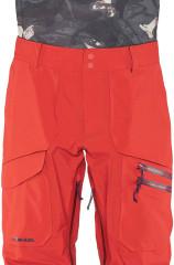 Atlas GTX Pant - červená