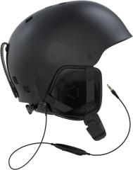 lyžařská helma Salomon Brigade Audio